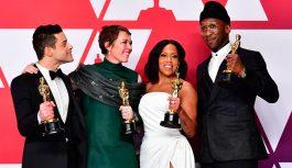 Todos os vencedores do Oscar 2019