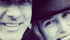 Bonner posta foto com Natasha Dantas e se declara