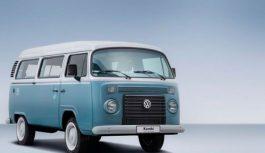 Fora de linha desde 2013, VW Kombi é a van mais vendida no Brasil