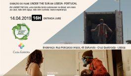 Under the Sun será exibido em Portugal, na cidade de Lisboa