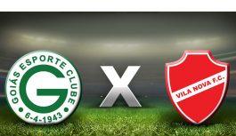Poderemos Ter Goiás e Vila Nova na Semifinal do Campeonato Goiano